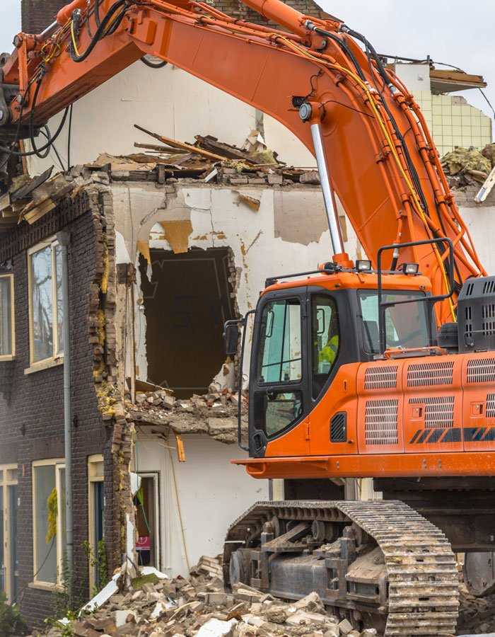 Refurbishment & Demolition Surveys