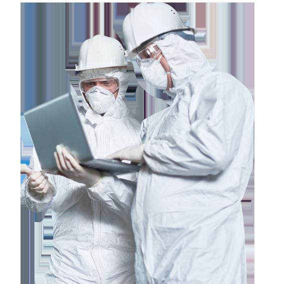 Asbestos Survey Bedford